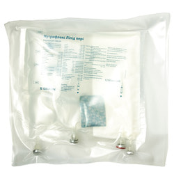 Нутрифлекс Липид Пери эмул. д/инф. мешок пластик. 3-х камерн. 1250мл №5