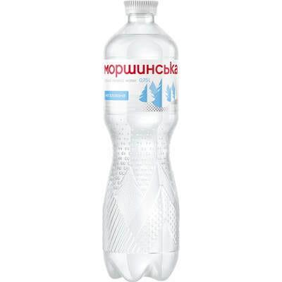 Вода минеральная Моршинская негазированная 0,75 л