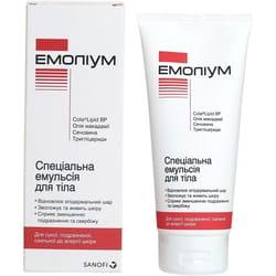 Специальная эмульсия для тела Эмолиум для чувствительной, сухой и раздраженной кожи 200 мл