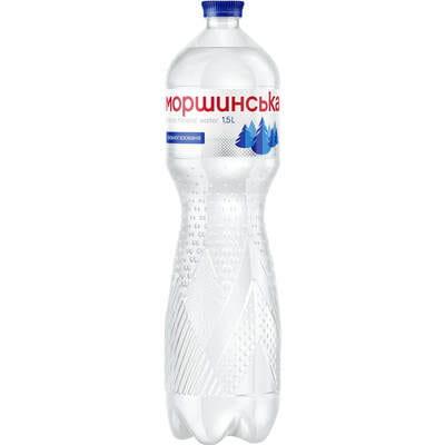 Вода минеральная Моршинская газированная 1,5 л