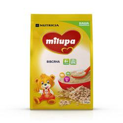 Каша безмолочная детская Нутриция Milupa (Милупа) Овсяная с 6-ти месяцев мягкая пачка 170 г