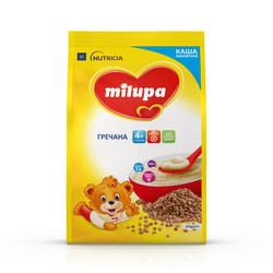 Каша молочная детская Нутриция Milupa (Милупа) Гречневая с 4-х месяцев 210 г