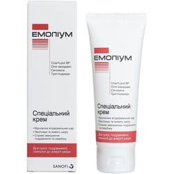 Крем детский Эмолиум специальный для сухой, раздраженной и склонной к аллергии кожи 75 мл