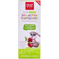 Зубная паста детская Сплат Земляника-Вишня 50 мл