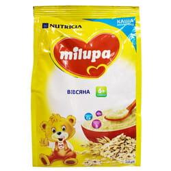Каша молочная детская Нутриция Milupa (Милупа) Овсяная с 6-ти месяцев мягкая упаковка 210 г