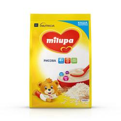 Каша молочная детская Нутриция Milupa (Милупа) Рисовая с 4-х месяцев 210 г