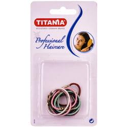 Зажим для волос TITANIA (Титания) артикул 8011