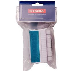 Щётка для ногтей TITANIA (Титания) артикул 7065