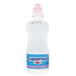 Вода питьевая детская Малятко Sport Спорт Аква-Эко 0,33 л