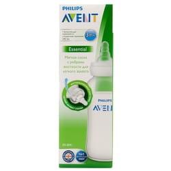 Бутылочка для кормления AVENT (Авент) SCF971/17 Essential со стандартным горлышком 240 мл