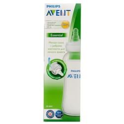 Бутылочка для кормления AVENT (Авент) SCF972/17 Essential со стандартным горлышком 300 мл