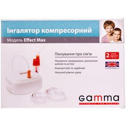 Ингалятор компрессорный Gamma Effect Max (Гамма Эффект Макс)