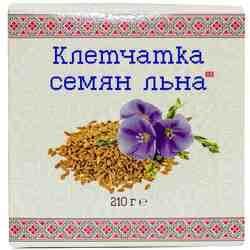 Диетическая добавка Клетчатка семян льна 210г