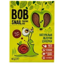 Конфеты детские натуральные Bob Snail (Боб Снеил) Улитка Боб яблочные 60г