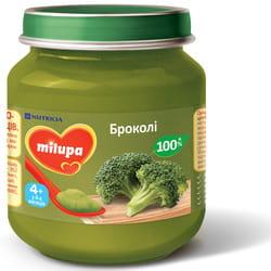 Пюре овощное детское Нутриция Milupa (Милупа) Брокколи с 4-х месяцев 125 г