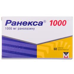 Ранекса 1000 табл. 1000мг №60