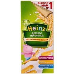 Печенье детское HEINZ (Хайнц) растворимое 160 г