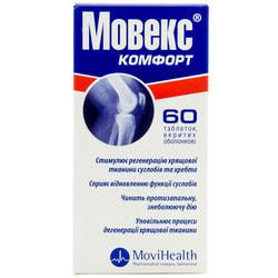 Мовекс Комфорт табл. п/о №60