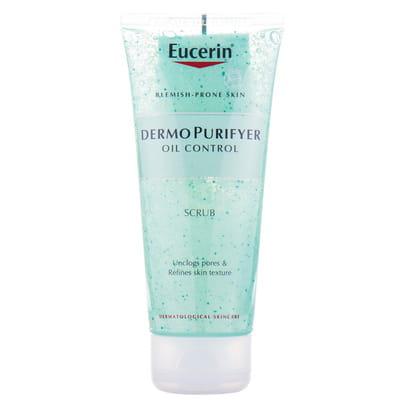 Скраб для умывания EUCERIN (Юцерин) DermoPurifyer (ДермоПьюрифаер) для проблемной кожи 100 мл