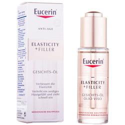 Масло для лица EUCERIN (Юцерин) Elasticity+ Filler (Эластичность+ Филлер) антивозрастное против глубоких морщин 30 мл