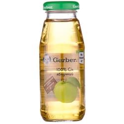 Сок фруктовый детский NESTLE GERBER (Нестле Гербер) Яблочный 175 г