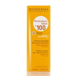 Крем для обличчя BIODERMA (Біодерма) Фотодерм Макс сонцезахисний тональний світлий тон SPF100 40 мл