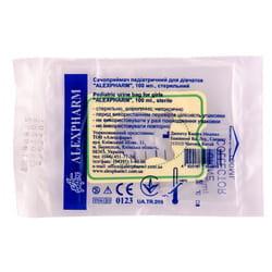 Мочеприемник педиатрический (детский) стерильный для девочек объем 100 мл Alexpharm