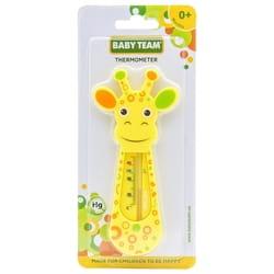 Термометр для воды детский BABY TEAM (Беби Тим) артикул 7300 Жираф