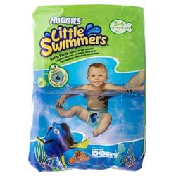 Подгузники-трусики для детей HUGGIES (Хаггис) Little Swimmer для плавания размер 3-4 (7-15кг) 12 шт