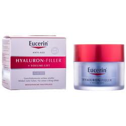 Крем для лица EUCERIN (Юцерин) Hyaluron-Filler+Volume-Lift (Гиалурон-филлер + Вольюм-лифт) ночной антивозрастной 50 мл