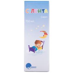 Силента сироп для легкой адаптации детей и взрослых к эмоциональным, умственным и физическим нагрузкам флакон 150 мл