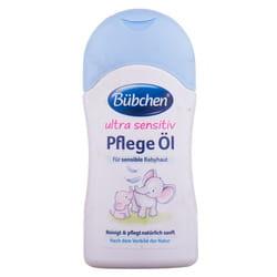 Масло для младенцев BUBCHEN (Бюбхен) Ultra Sensitiv (Ультра сенситив) очищающее для чувствительной кожи 40 мл