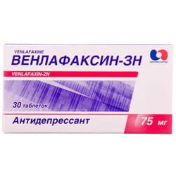 Венлафаксин-ЗН табл. 75мг №30