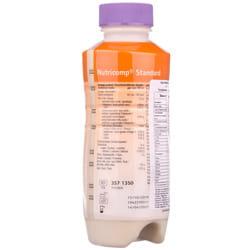 Специальный диетический продукт смесь для энтерального питания Нутрикомп Стандарт Нейтральный бутылка 500 мл