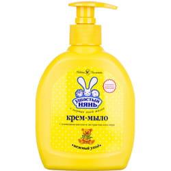 Крем-мыло жидкое детское Ушастый нянь с алоэ 300 мл