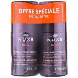 Набор для мужчин NUXE (Нюкс) Дуо Мен Дезодорант роликовый 50 мл 2шт