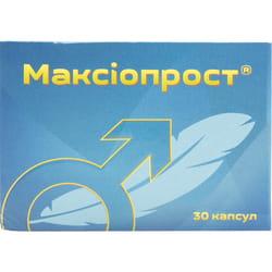 Максиопрост капсулы для улучшения мужского здоровья 3 блистера по 10 шт
