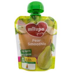 Пюре фруктовое детское Нутриция Milupa (Милупа) Груша с 6-ти месяцев 80 г