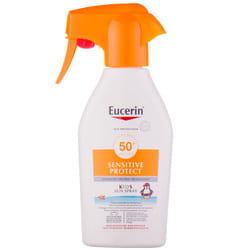 Спрей для тела EUCERIN (Юцерин) детский солнцезащитный SPF50+ 300 мл
