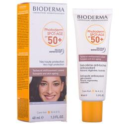 Гель-крем для обличчя BIODERMA (Біодерма) Фотодерм Спот Ейдж сонцезахисний SPF50+ 40 мл