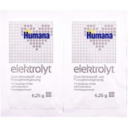 Электролит HUMANA (Хумана) с фенхелем 6,25 г