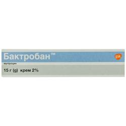 Бактробан крем 2% туба 15г