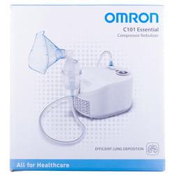 Ингалятор компрессорный Omron (Омрон) модель С101 ESSENTIAL (NE-C101-E)