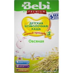 Каша безмолочная детская KOLINSKA BEBI (Колинска беби) Овсяная для детей с 5-ти месяцев 200г