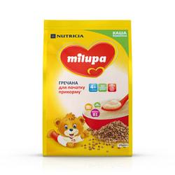 Каша безмолочная детская Нутриция Milupa (Милупа) Гречневая для начала прикорма с 4-х месяцев 170 г