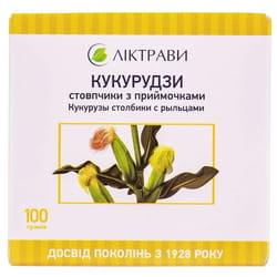 Кукурузные рыльца 100г