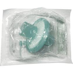 Фильтр вирусо-бактериальный электростатический с портом для взрослых S-DBFP-1 Medicare 1 шт