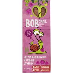 Конфеты детские натуральные Bob Snail (Боб Снеил) Улитка Боб яблочно-малиновые 30 г