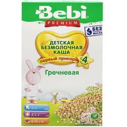 Каша безмолочная детская KOLINSKA BEBI (Колинска беби) Premium Гречневая 200 г