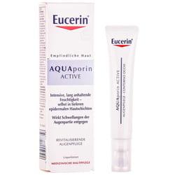 Крем для кожи вокруг глаз EUCERIN (Юцерин) Aquaporin (Аквапорин) увлажняющий 15 мл